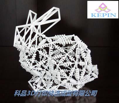 东莞科品3D打印雕塑工艺手办模型3D打印建筑模型高精度手板模型打样SLA