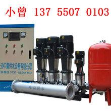 内江无负压稳流供水增压系统5.5KW