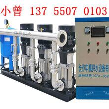遂宁增压叠压变频供水设备/无负压/恒压供水系统