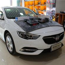 潍坊汽车音响改装别克君威升级潍坊丹拿汽车音响改装图片
