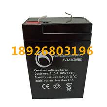 6V4AH/20HR铅酸蓄电池3-FM-4图片