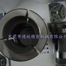 现货JA5-25/JH5-25油气压夹头筒夹,副爪式卡盘的弹性筒夹图片