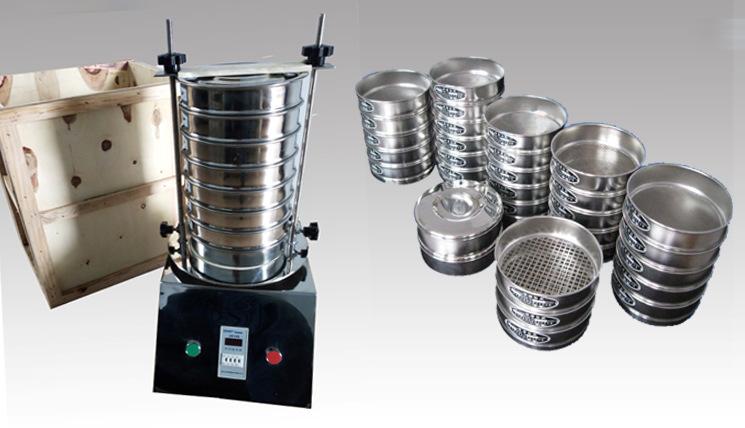 厂家直销标准筛分机试验筛实验筛分级筛分离筛检验筛