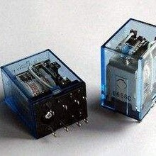 现货批发价欧姆龙中间继电器LY2N-JDC24通用型图片