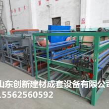 山东匀质防火保温板生产线专业生产厂家