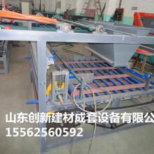 济南防火门芯板生产线价格