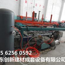 新型防火板生产线自动化程度高产量大