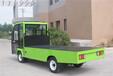 電動貨車電動搬運車家用小卡車農用車工廠搬運車廂式運輸車無頂運輸車