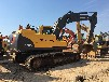 二手沃尔沃210挖掘机出售,二手沃尔沃挖掘机个人转让