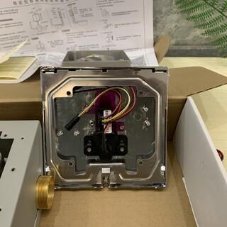 KOHLER科勒蹲便感应器K-744T-M-CP图片2