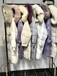 法國大山羽絨服女裝品牌折扣走份批發廠家直銷貨源