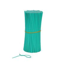 厂家直销电镀锌铁丝扎线铁芯扎丝扎带葡萄扎线扁