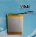 數碼產品鋰電池供應3.7V聚合物鋰電池105065-2000mah