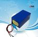VIKLI锂电池组AGV自动搬运小车24v40ah磷酸铁锂电池