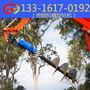东奕厂家直供螺旋钻机小型螺旋旋挖钻机电力挖坑机图片