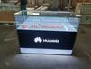 手機柜產品展示玻璃柜全套中國電信受理臺席收銀臺