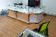 陳列展示柜手機柜臺玻璃聯通業務受理臺辦理收銀臺
