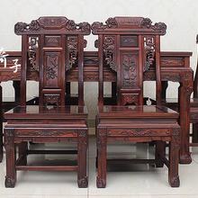 太原黑酸枝餐桌,扬州红木家具市场,年年红红木家具品牌,东阳缅甸花梨木