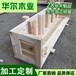 优质熏蒸木箱出口专用包装箱木箱仓储物流周转实木箱可拆卸易安装华尔木业