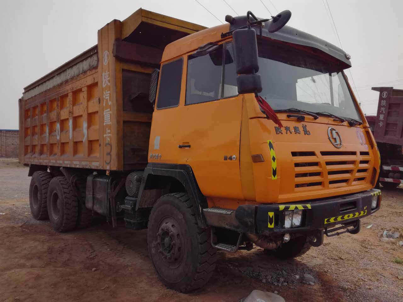 忻州金路矿业处理工程车