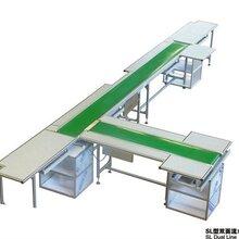 厂家直销工业设备输送生产线电子流水线环保水濂柜