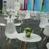海珠向外供应洽谈桌椅租赁&玻璃茶几租赁&圆弧沙发租赁