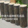 仿木树桩石模具