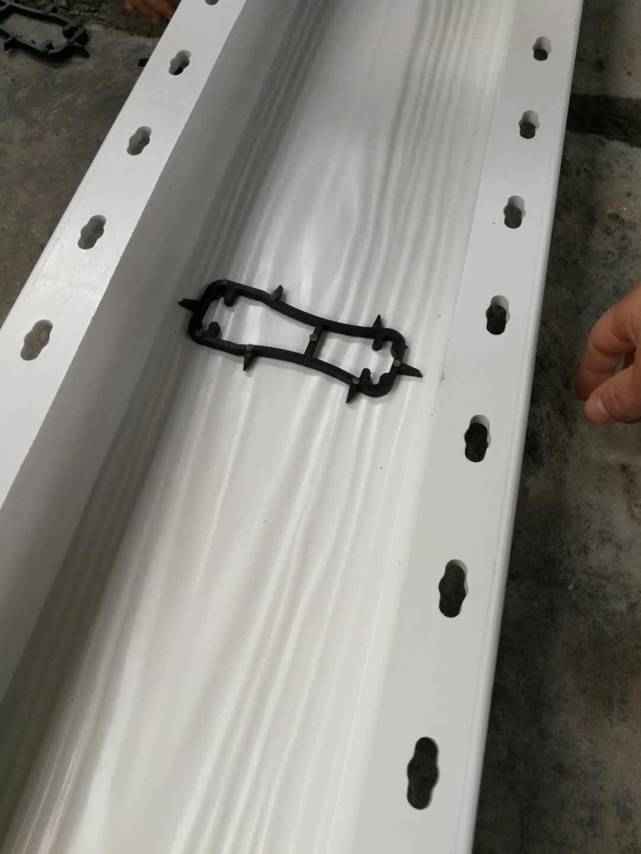 大成模具仿木铺板模具2米长木纹模具