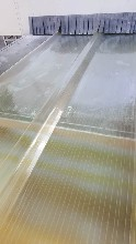 湖北多凯阳光板采光瓦frp防腐瓦pc耐力板图片