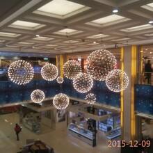 上海写字楼火花灯批发厂家哪家好贝得灯饰中厅吊灯图片