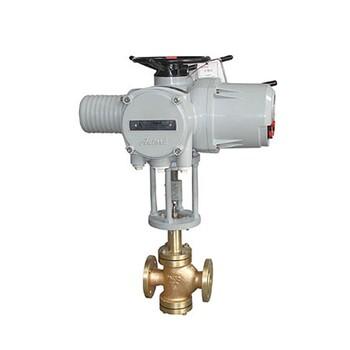 ZAZN氧气专用电动调节阀