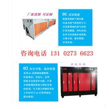 uv光氧催化废气处理设备光氧漆雾除臭废气净化环保设备