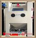光學鍍膜噴砂機去氧化皮噴砂機鍍膜清洗設備