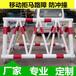 厂家供应定制移动带刺防撞防暴拒马护栏阻车路障路阻拒马护栏质量保证