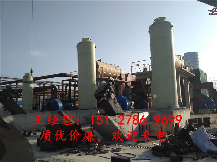 广东佛山砖厂/锅炉脱硫除尘生产基地