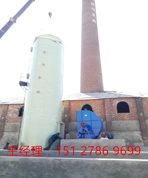 黑龙江导热锅炉脱硫塔-哪里卖