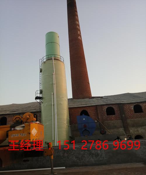 甘肃蒸汽锅炉脱硫塔-价格