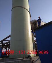 江西冶炼锅炉脱硫塔价格图片