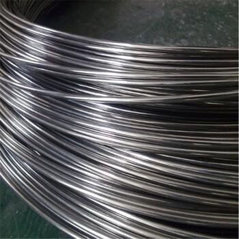 厂家直销亮面304不锈钢弹簧丝弹簧用微丝东莞不锈钢线材专售