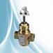西门子两通内螺纹座阀VVI47.40-25电动调节阀