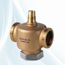 西門子兩通外螺紋連接控制閥門VVG44.15-圖片