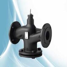 进口两通法兰调节阀/温控阀VVF42.80-100C图片