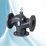 三通电动阀西门子温控阀VXF47.50-40一级代理商供应