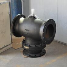 电动温控阀混装(工达阀体,西门子执行器)图片