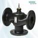 西门子电动调节阀VVF31.100-160西门子温控阀