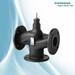 西門子三通合流調節閥VXF42.125-250C