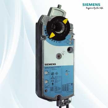 西门子风门执行器GCA161.1E风阀执行器