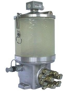 WOERNER潤滑系統