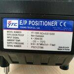 陜西進口電氣定位器-進口電氣定位器YT1000RSn122哪家強YT1000Rdc121H10