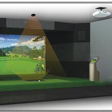 深圳倚天达专业承建室内高尔夫,18年的诚信经营
